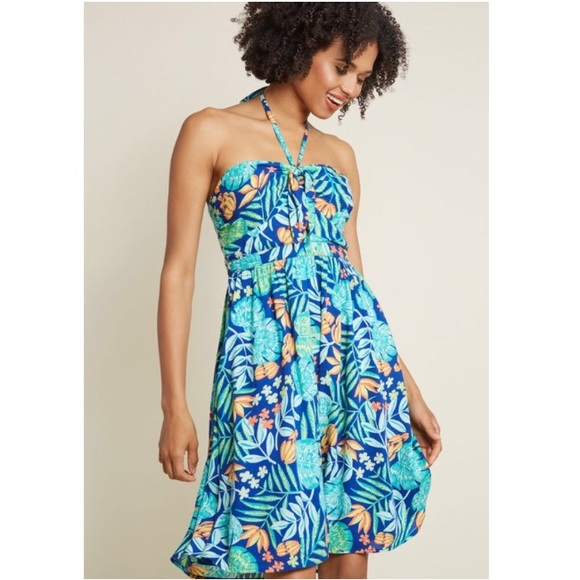 4929d2882bb ModCloth guests welcome convertible dress NWT